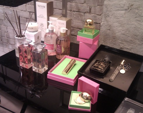 QVC SS12 press day Cosmetics