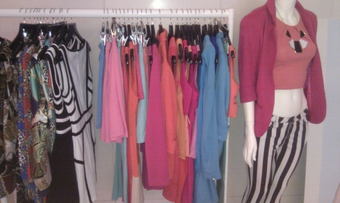 Missguided SS12 press day: clothing