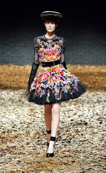 McQ by Alexander McQueen LFW Runway Show Autumn Winter 2012