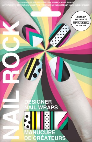 Nail Rock: Spots and Stripes