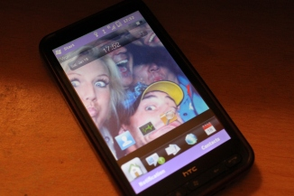 HTC HD2 Windows 6.5