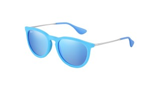 Ray-Ban blue velvet sunglasses