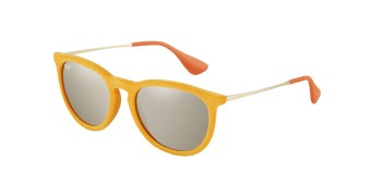 Ray-Ban orange velvet sunglasses