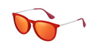 Ray-Ban red velvet sunglasses