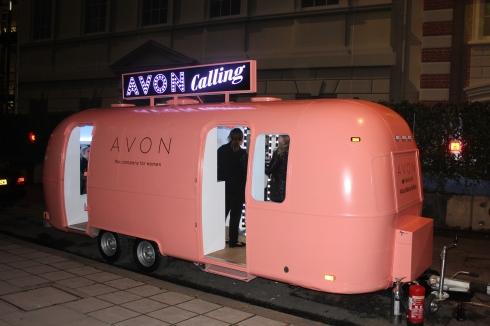 Avon Beauty Bus 2014
